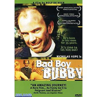 Bad Boy Bubby [DVD] USA import