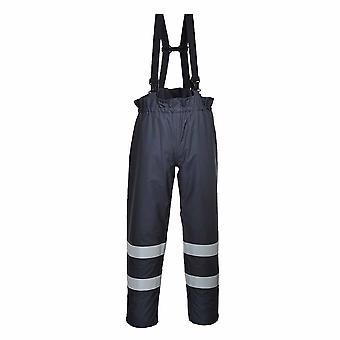 Portwest - Bizflame regn spesialist Multipurpose beskyttende bukse med spenne