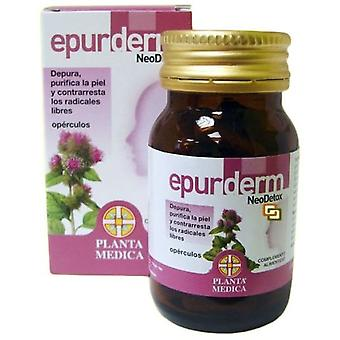 Planta Medica Epurderm Neodetox 50 cappings (Dietetics and nutrition)