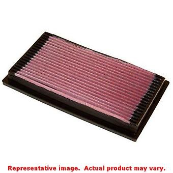 K&N Drop-In High-Flow Air Filter 33-2059 Fits:BMW 1991 - 1994 318I L4 1.8 1991