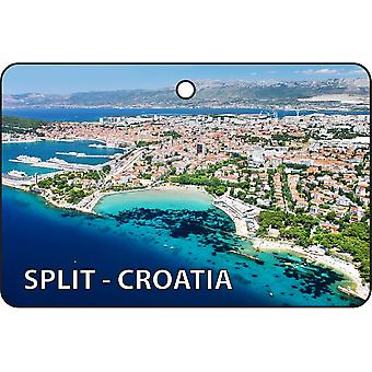 Split - Croatia Car Air Freshener