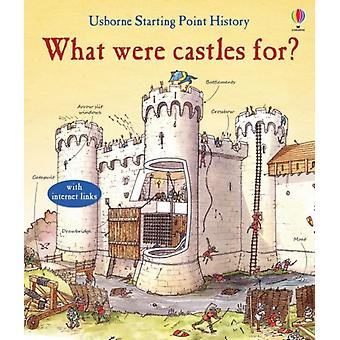 What Were Castles for? (Starting Point History) (Paperback) by Cox Phil Roxbee