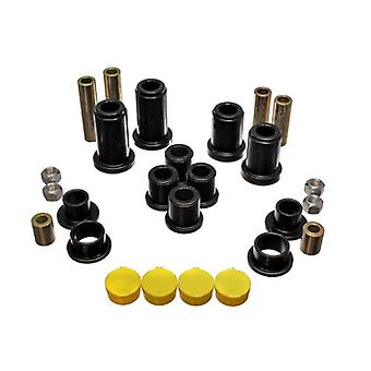 Energy Suspension 3.3190G Front Control Arm Bushing Set for Silverado/K1500 4WD