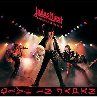 Judas Priest - Unleashed i öst: bor i Japan [Vinyl] USA import