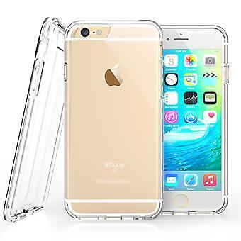 Caseflex Iphone 6 And 6s Reinforced TPU Gel Case - Clear