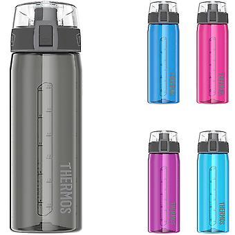 Thermoskanne 24 Unzen Eastman Tritan Flip-Cap Hydratation Wasserflasche mit Schleife