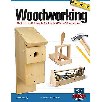 Woodworking Rev and Exp by John Kelsey