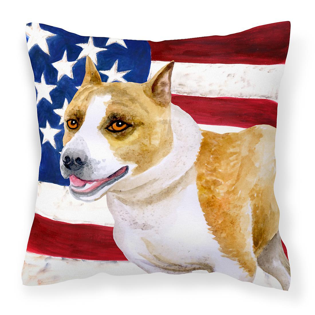 Tissu Oreiller Staffordshire Américain Patriotique Décoratif n8wONPkX0Z