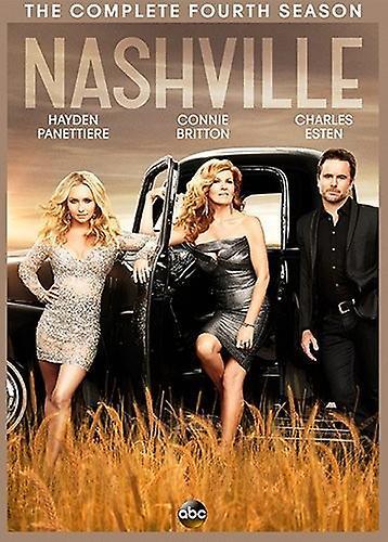 Nashville: The Complete Fourth Season [DVD] USA import