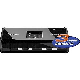 Portable duplex document scanner A4 Brother ADS-1100W