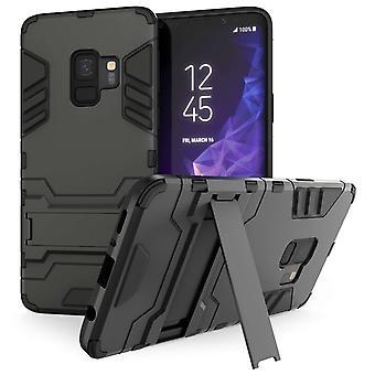 Samsung Galaxy S9 Armour cykelställ - stål svart