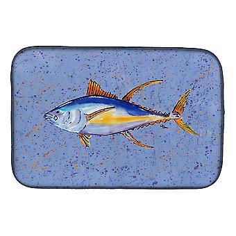 Carolines Treasures  8535DDM Tuna Fish Dish Drying Mat