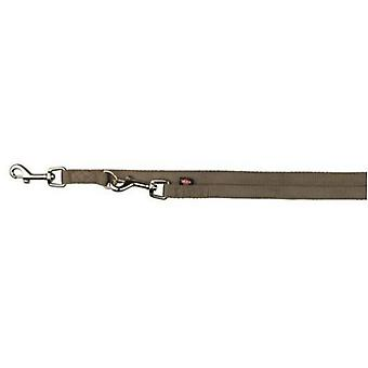 Trixie Branch Premium Adjustable Taupe 2 (Dogs , Collars, Leads and Harnesses , Leads)