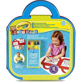 Crayola Dry Erase Activity Mat (Babies and Children , Toys , Educative And Creative)