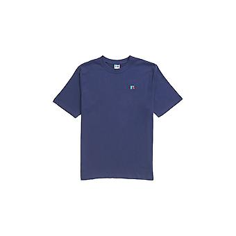 Russell Athletic Baseliners Tee Shirt marine