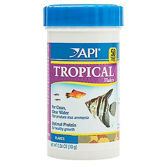 API Tropical Escamas 100 ml (Fish , Food , Cold Water)