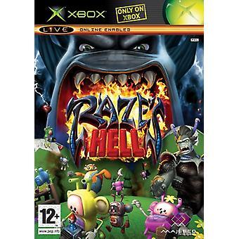 Razes helvetet (Xbox)