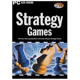 Strategispel (svart etikett) (PC)