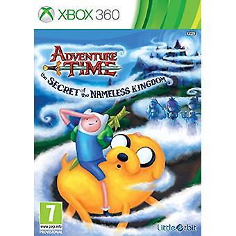 Adventure Time The Secret of the Nameless Kingdom (Xbox 360)
