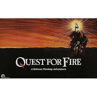 Quest for Fire Movie Poster (27 x 40)
