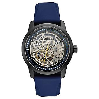 Kenneth Cole New York men's watch automatic leather 10030791