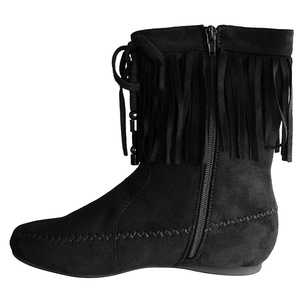 Waooh - Fashion - Boots Fringe