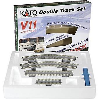 Zestaw N Kato Unitrack 7078641 ekspansji
