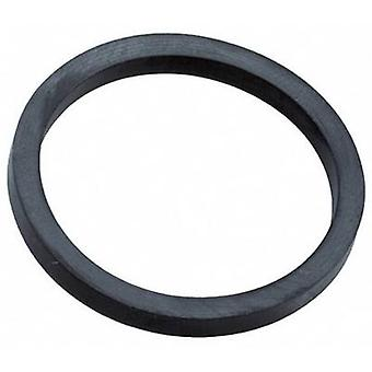 Sealing ring M32 EPDM rubber Black (RAL 9005) Wiska EADR 32 1 pc(s)