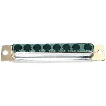 Conec 3008W8SXX99A10X D-SUB hybrid 180 ° Soldering 1 pc(s)
