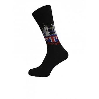 Union Jack Wear London Bridge Union Jack Socks