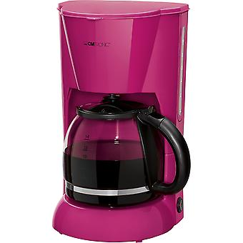 Clatronic coffee maker 12-14 cups purple 3473 KA