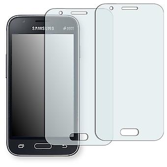 Samsung Galaxy J1 mini (SM-J105H/DS) screen protector - Golebo crystal clear protection film