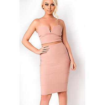 IKRUSH Womens Larissa Fitted Co-ord