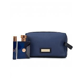 Versace-Versace-Dylan blau-Geschenk-Set