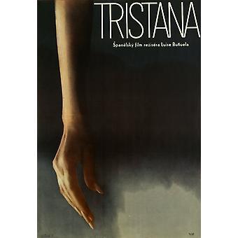 Affiche du film de Tristana (11 x 17)