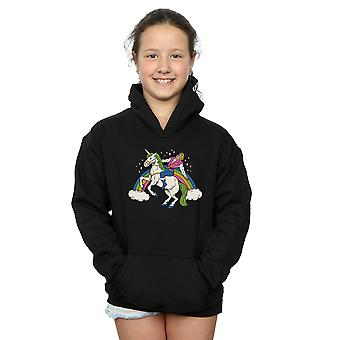 Vincent Trinidad Girls She-Man Unicorn Hoodie