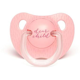 Suavinex Evolution Anatomical Pacifier Light Pink