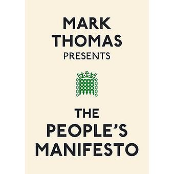 Merk Thomas presenterer Peoples manifest av merke Thomas - 97800919