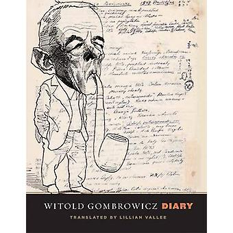 Diary by Witold Gombrowicz - Lillian Vallee - 9780300118063 Book