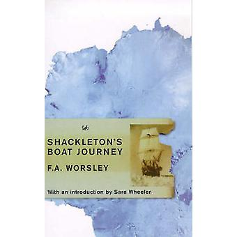 Shackleton's Boat Journey by Frank Arthur Worsley - 9780712665742 Book