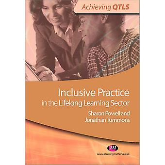 Inclusive Practice in the Lifelong Learning Sector by Jonathan Tummon