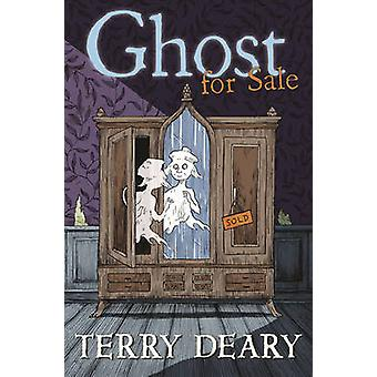 Ghost for Sale (3rd Revised edition) by Terry Deary - Stefano Tambell