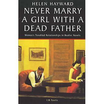Nunca casar com uma garota com um pai morto - relações das mulheres com problemas