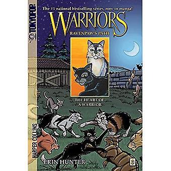Serce wojownika (wojownicy: Ravenpaw ścieżka serii #3)