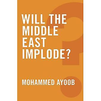 Kommer Mellanöstern implodera? (Global Futures)