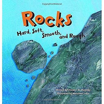 Felsen: Hart, weich, glatt und rau (erstaunliche Wissenschaft (Panoramafenster))