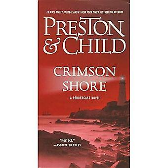 Crimson Shore (Agent Pendergast)