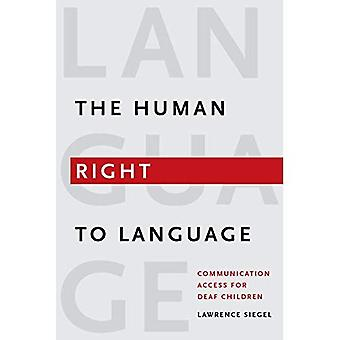 Human Right to Language