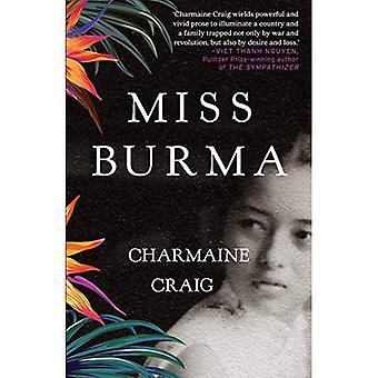 Mlle Birmanie