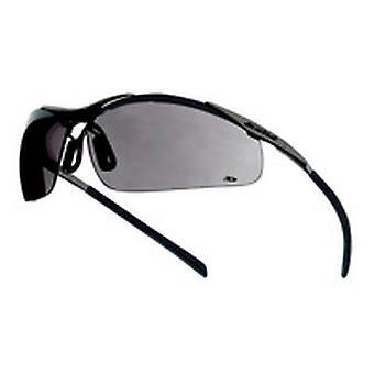 Bolle CONTMPSF Contour Spectacles Metal Frame Mid Smoke Anti-scratch/fog Lens